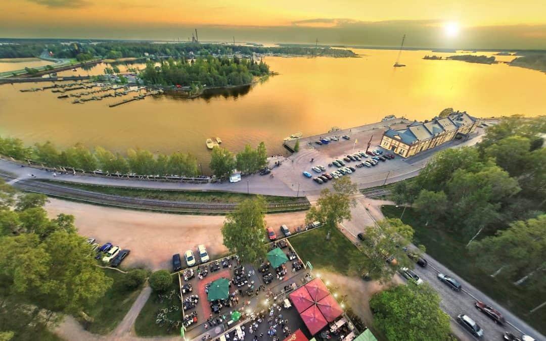 Pressmeddelande 7.3.2018: Vaasa Festival utvidgas till två dagar och flyttar till inre hamnen