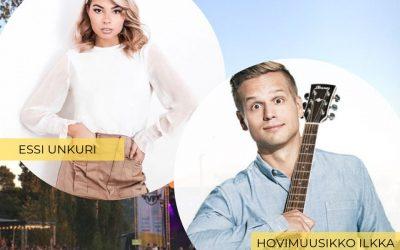 Vaasa Festivalin juontajat sekä yhdeksän uutta artistia julki!