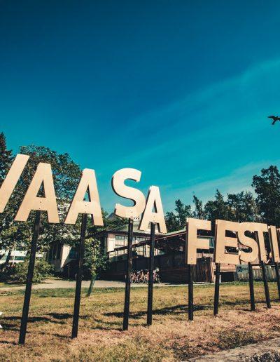 Vaasa Festival glamouria
