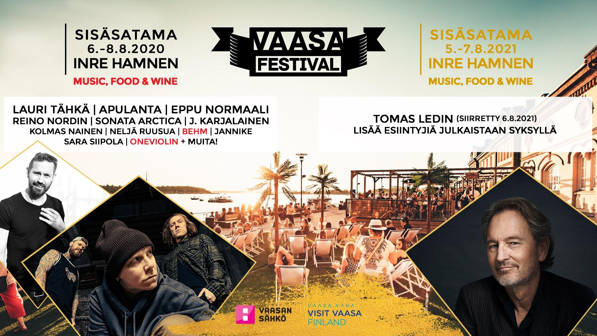 Iskelmä Festivaali 2021