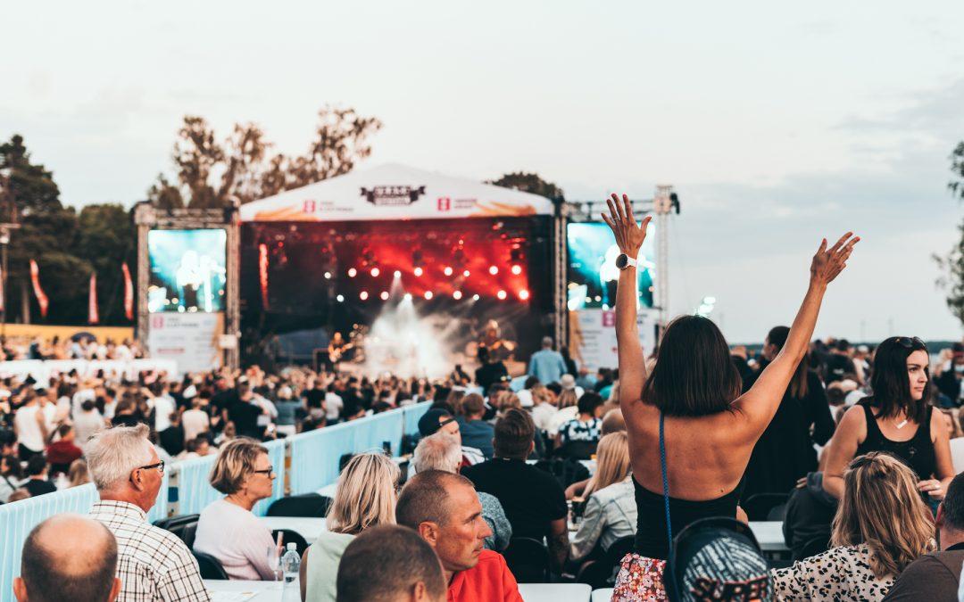 Vaasa Festivaleilla kolmen päivän aikana 14 300 kävijää