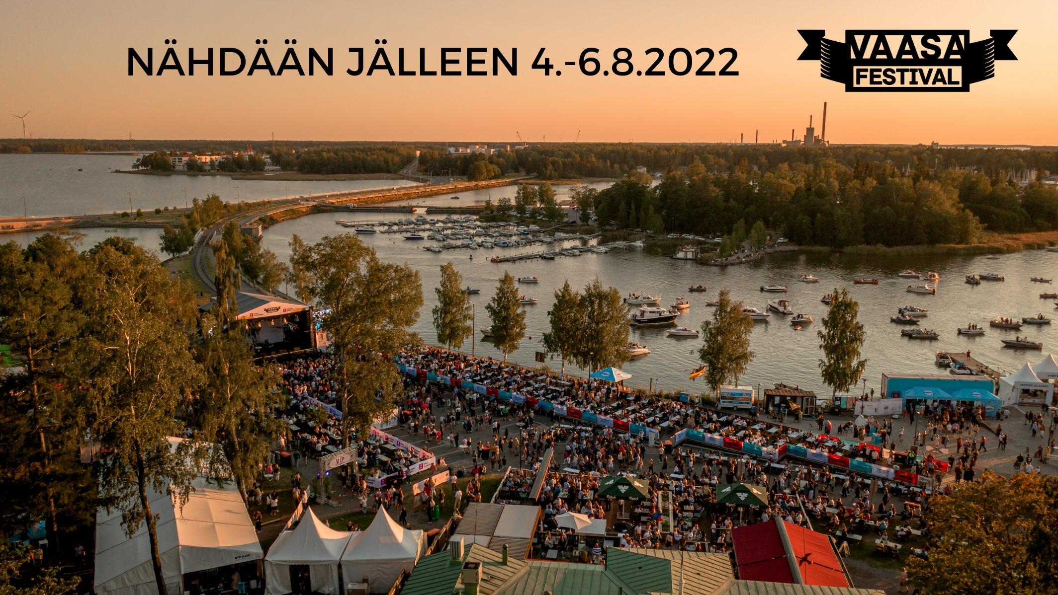 Vaasa Festival 2022